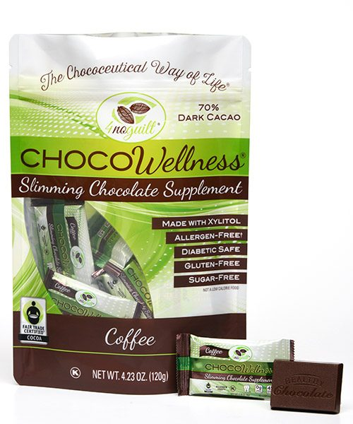 ChocoWellness Coffee