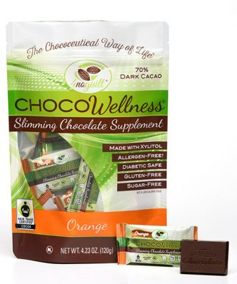 ChocoWellness Orange